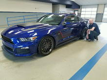2015 Roush RS3
