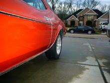 72 Mustang Mod 005