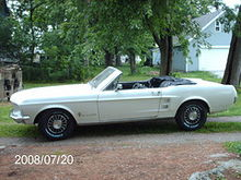 My 67 Convertible