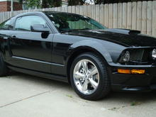 2008 GT/CS