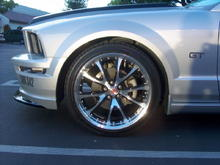 carroll shelby cs40 wheels!