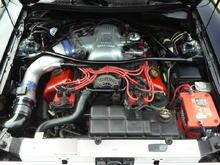 Swapped 97 Cobra Motor