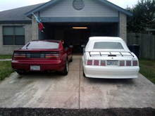 300zx TT and Mustang GT Vert