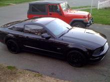 Garage - Fast Black