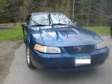 2000 Mustang Convertible 3.8