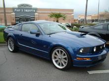 Mustang Round up Orlando