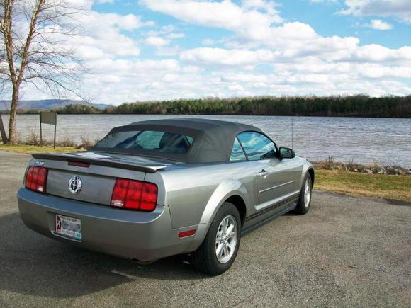 Mustang@River21