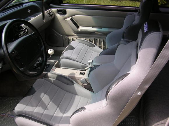 Coupe Interior