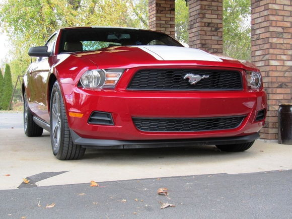 zulu45's 2011 Ford Mustang V6 Premium. Picture 1.