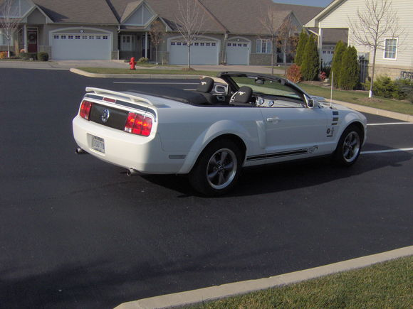 Latest 'Stang pictures 009