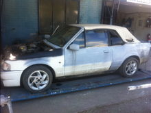 Mk4 cabby st170 project