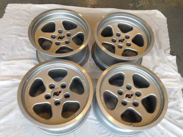 fs porsche 930 ruf wheels 17 pelican parts forums. Black Bedroom Furniture Sets. Home Design Ideas