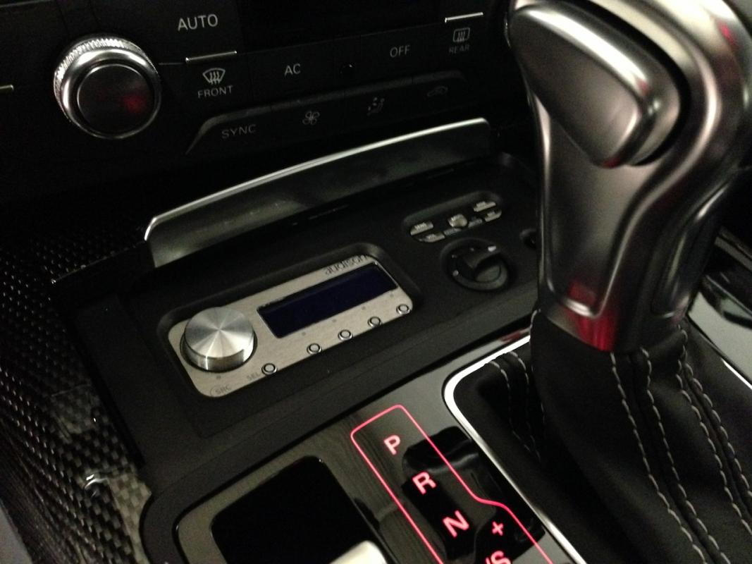 how to add a dsp to a car stereo