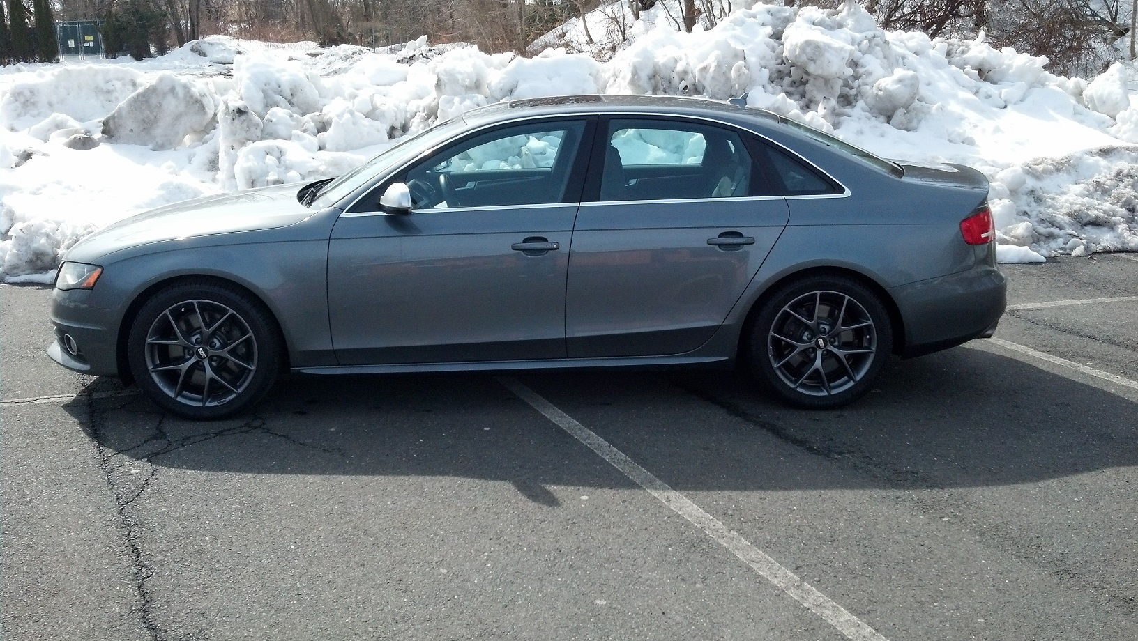 Audi Other S4 A4 18 Quot Bbs Sr And Michelin Pilot Alpin
