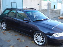 Audi A4 Avant 2000