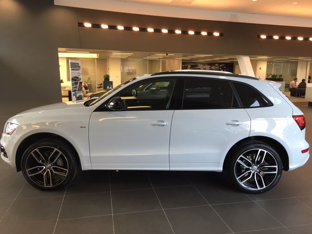 Audi Q5 Sline 2016 New Owner Help Audiworld Forums