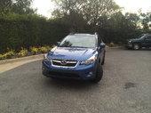 2014 Subaru XV Crosstrek front