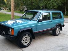 95 Cherokee Sport