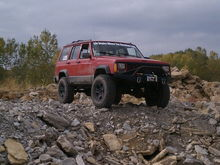 "my ""little"" red xj!"