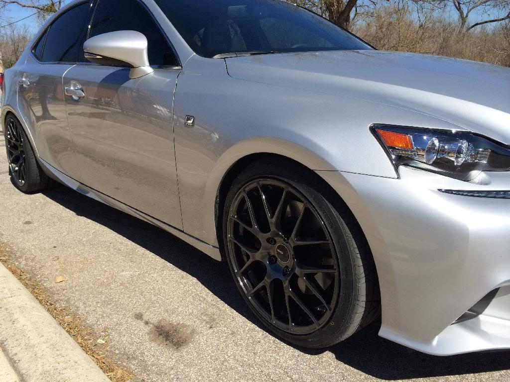 Black Rims For 2014 Is350 Club Lexus Forums