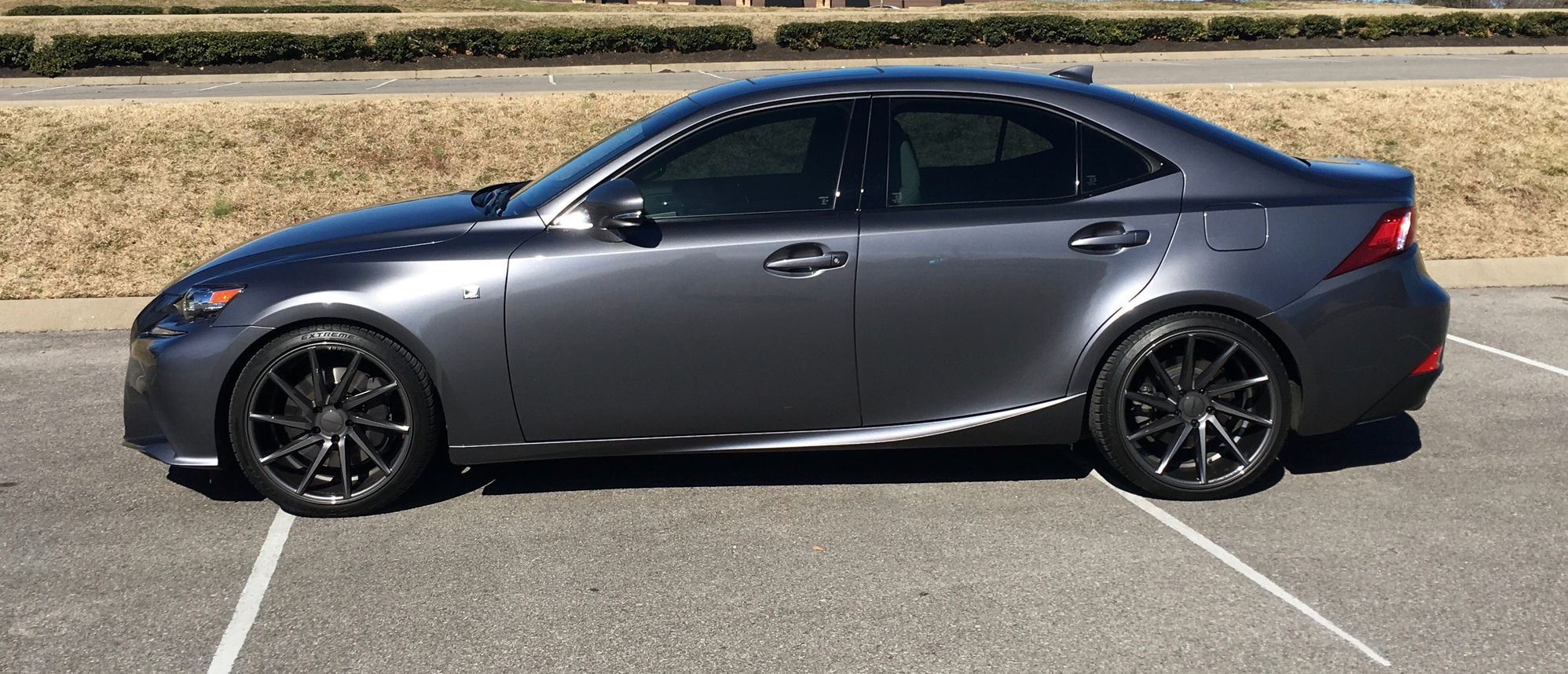 What Tint Looks Best On White Cars