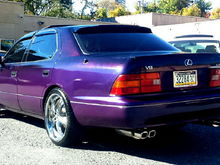97 Lexus LS4