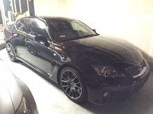 Garage - 2012 IS F / 2009 IS 350