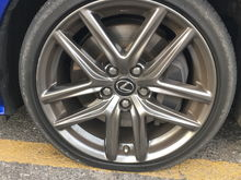 sighhhh flat tire. 11/28/16