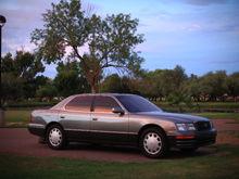 My 1997 LS400