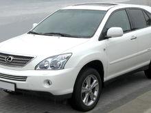 2006 RX400h