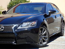 My Baby (2014 GS 350 F-Sport)