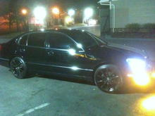 my car G37