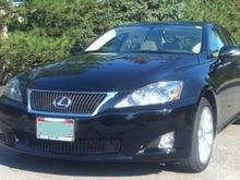 Garage - Black Lexus