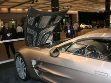 LA Auto Show 2011: Exotics and Concepts