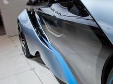 BMW i8 Concept side
