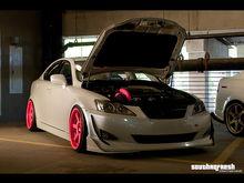 Garage - HKS350