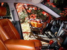 Saddle Interior