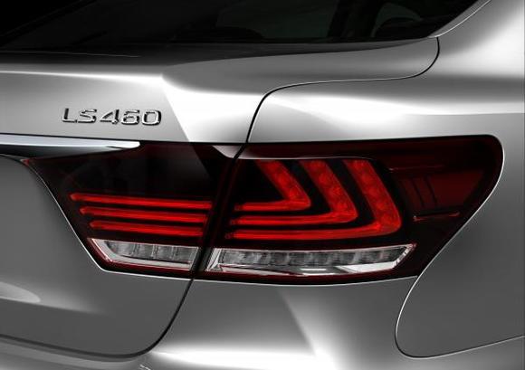 2013 Lexus LS 460 007