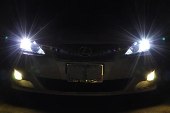 LED switchbacks