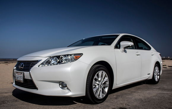 Next Coffee 300 Miles: The Lexus ES300h Review