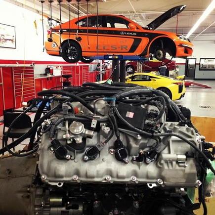 rcf engine in ccsr