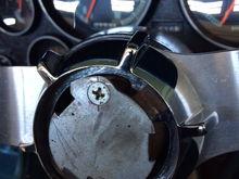 Horn Button Steering Column