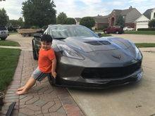 Corvette pics