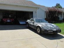 Project...1986 Corvette
