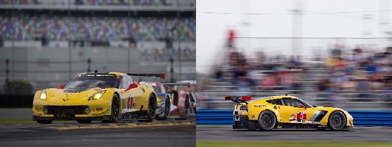 Corvette Racing At Daytona Roar Before The 24 Test Program Complete
