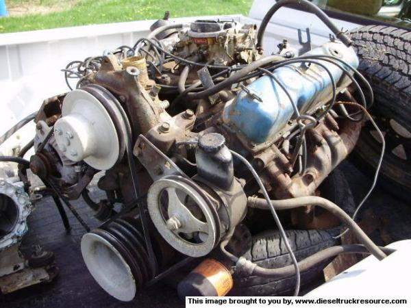 413 Motor Wedge For A Bodies Only Mopar Forum