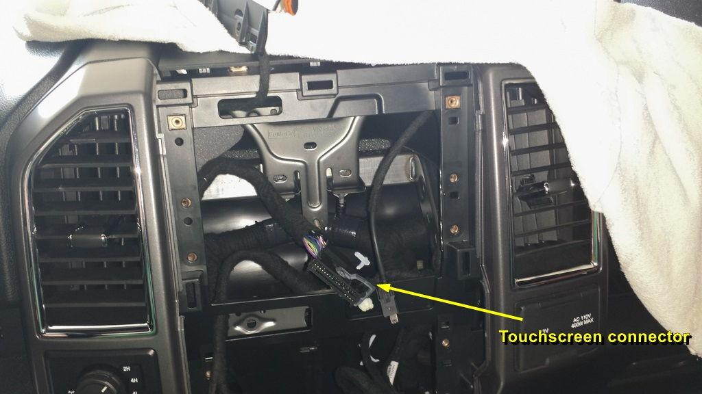 2015 F150 Xlt Screw Audio System Upgrade Log  Sync W  Nav  No Sony  - Ford F150 Forum