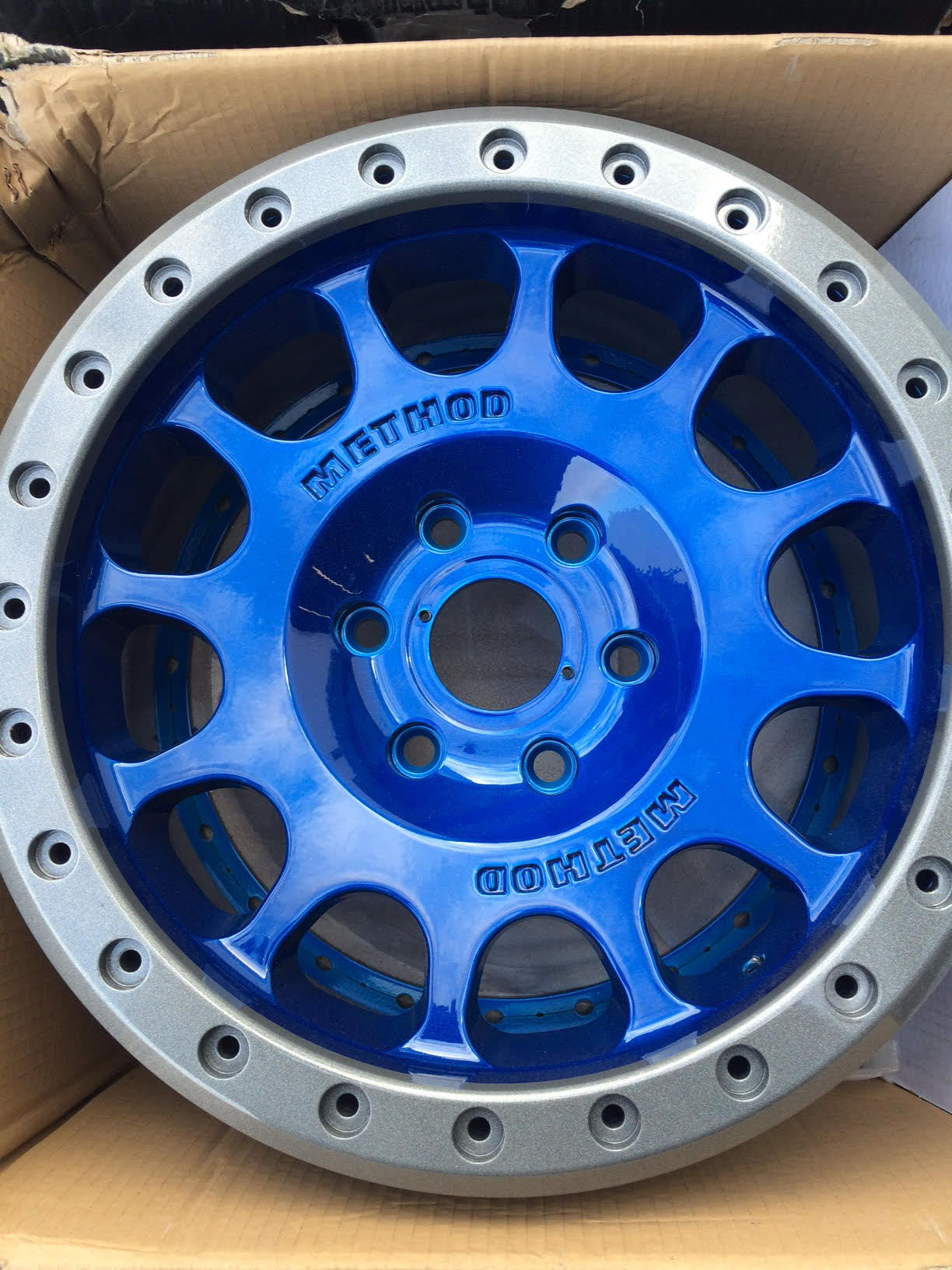 Custom F150 Wheels >> Southwest 17x8.5 Method 105 Beadlock Wheels!! - Ford F150 Forum - Community of Ford Truck Fans