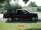 Sold 2008 F150