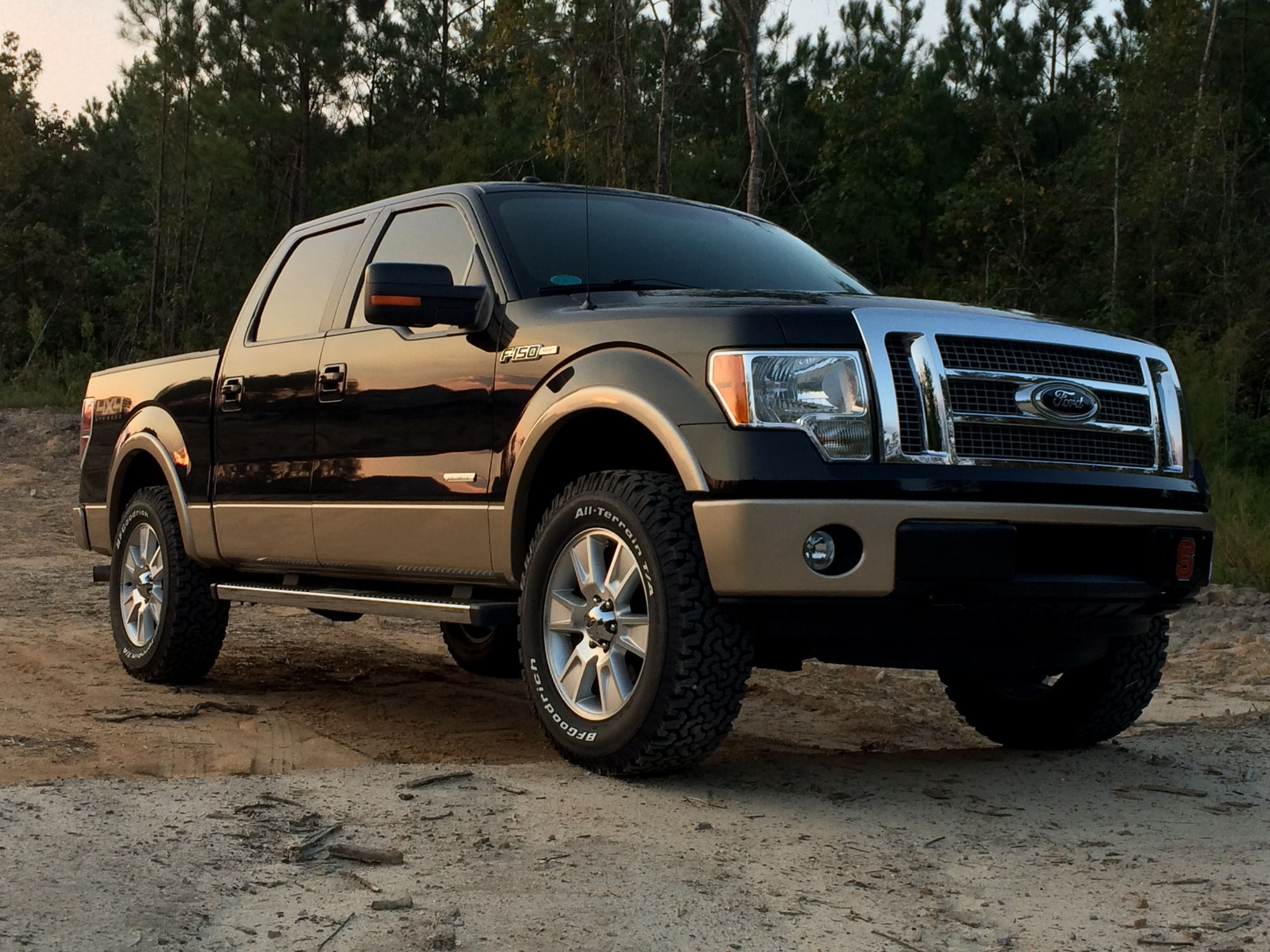 F 65r20 >> 275/65r20??? - Page 2 - Ford F150 Forum - Community of Ford Truck Fans